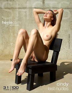 Cindy last nudes