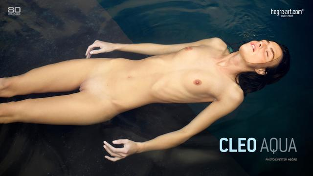 Cleo aqua