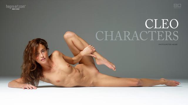 Cleo characters