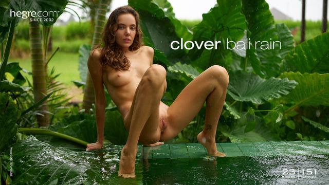 Clover Bali rain