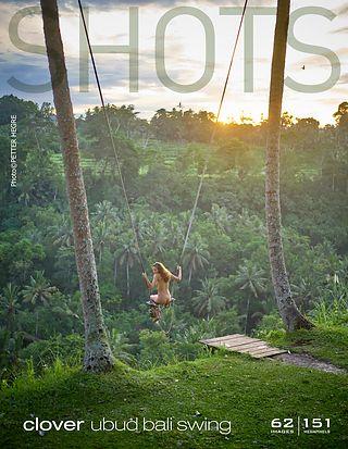 Clover Ubud Bali swing