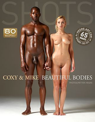 Coxy and Mike beautiful bodies