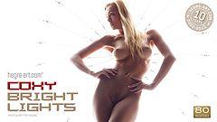 Coxy bright lights