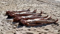 Coxy Flora Thea Zaika sandy
