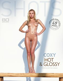 Coxy hot and glossy