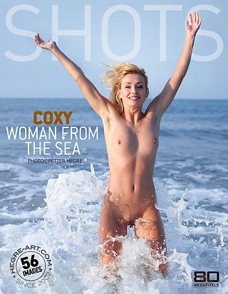 Coxy woman from the sea