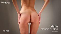 Cristin classic nudes