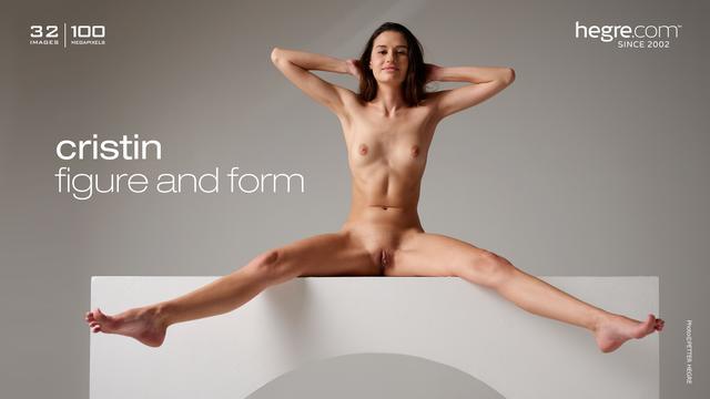 Cristin Figur und Form