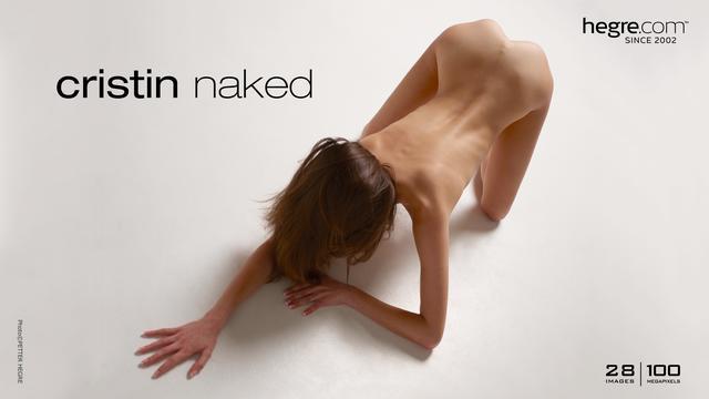 Cristin naked