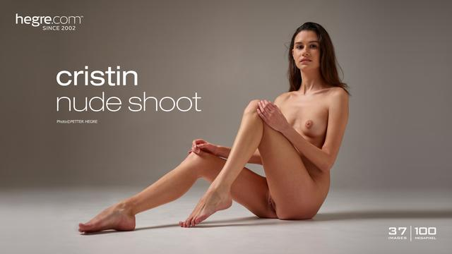 Cristin nude shoot