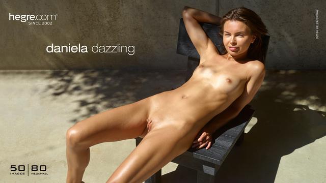Daniela dazzling