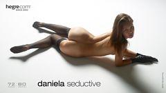 Daniela seductive