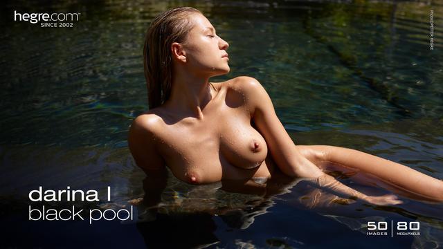 Darina L black pool