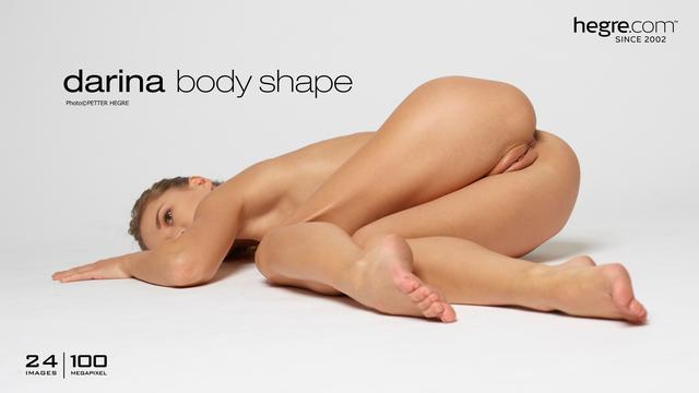 Darina L body shape