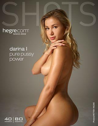 Darina L pure pussy power