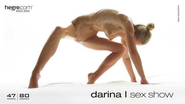 Darina L Sexshow