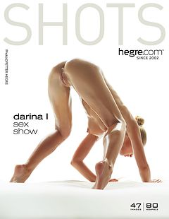 Darina L sex show