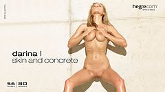 Darina L skin and concrete