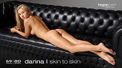 Darina L Haut an Haut
