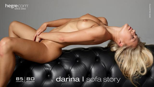 Darina L sofa story