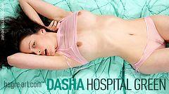 Dasha vert hôpital