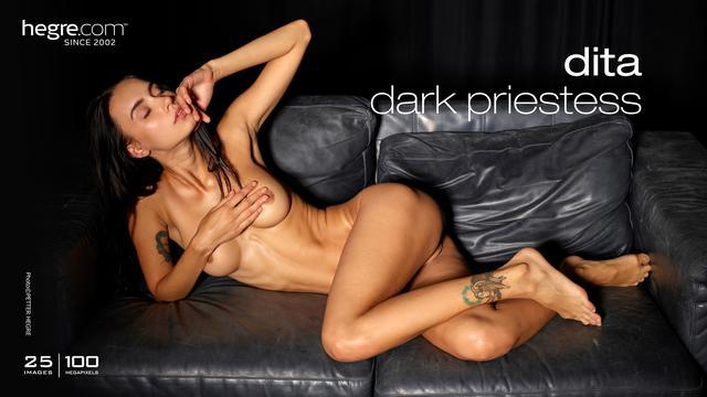 Dita dark priestess