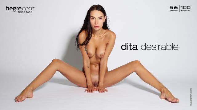 Dita désirable