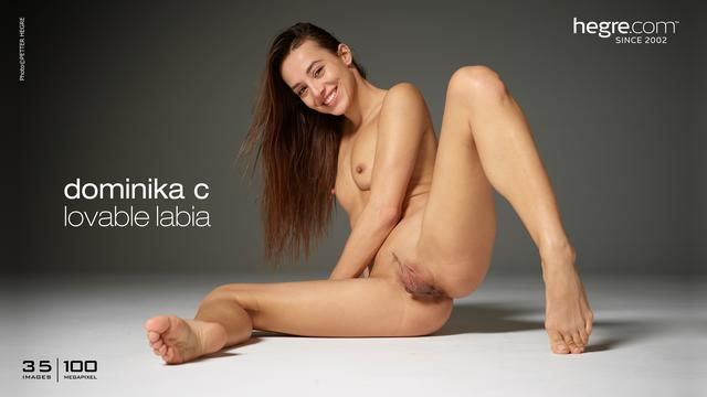 Dominika C lovable labia