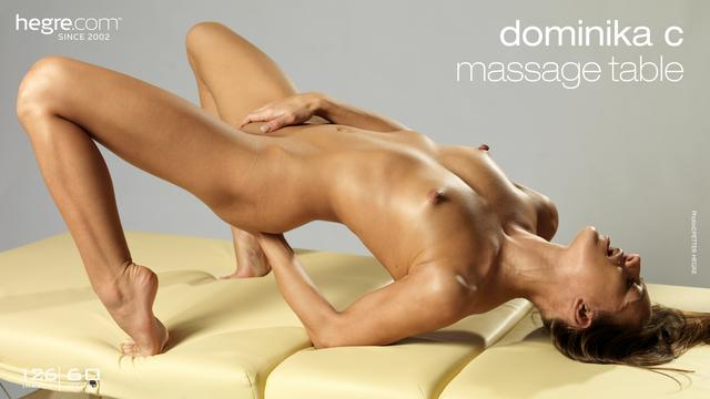 Dominika C massage table