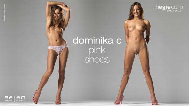 Dominika C pink shoes