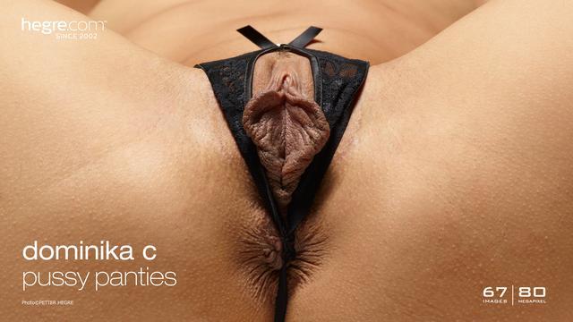 Dominika C braguitas vagina