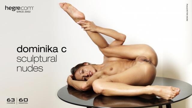 Dominika C sculptural nudes