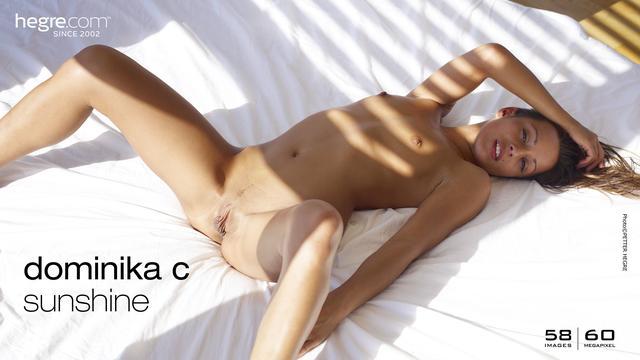 Dominika C sunshine