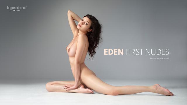 Eden primeros desnudos