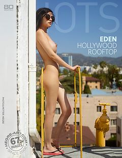 Eden Hollywood rooftop