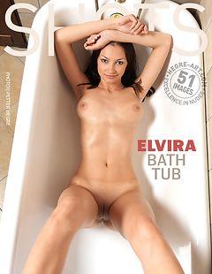 Elvira bath tub