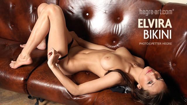 Elvira bikini