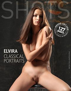 Elvira classical portraits