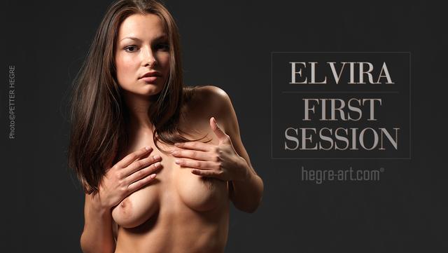 Elvira first session