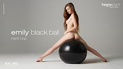 Emily black ball part1