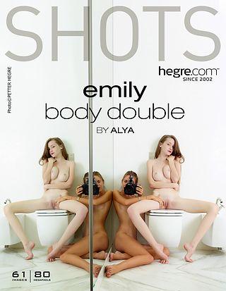 Emily body double by Alya