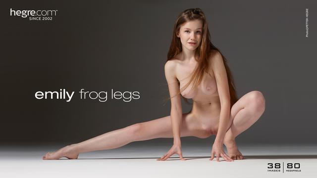 Emily frog legs