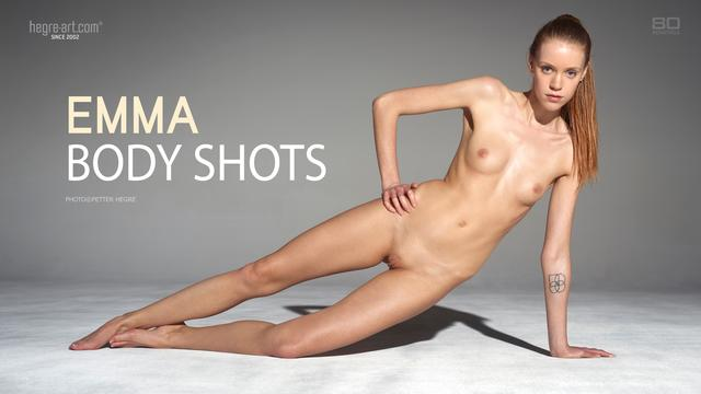 Emma body shots