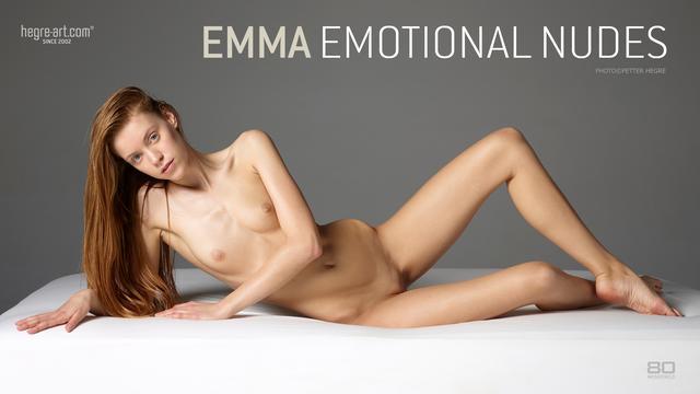 Emma emotional nudes