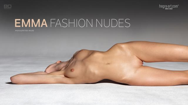Emma fashion nudes