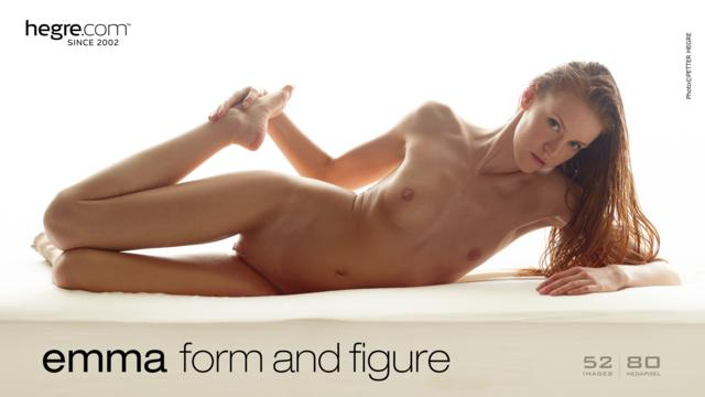 Emma form and figure