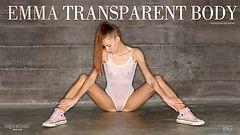 Emma cuerpo transparente