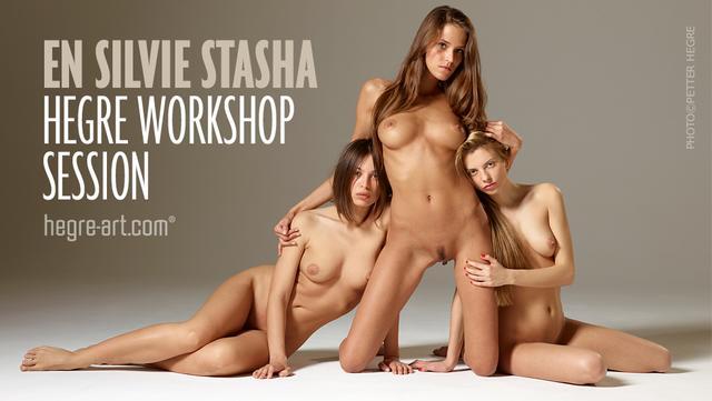 En Silvie Stasha workshop session