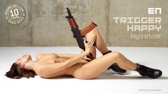 En trigger happy