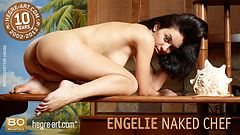 Engelie naked chef